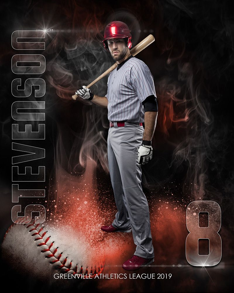 Photo Baseball Templates