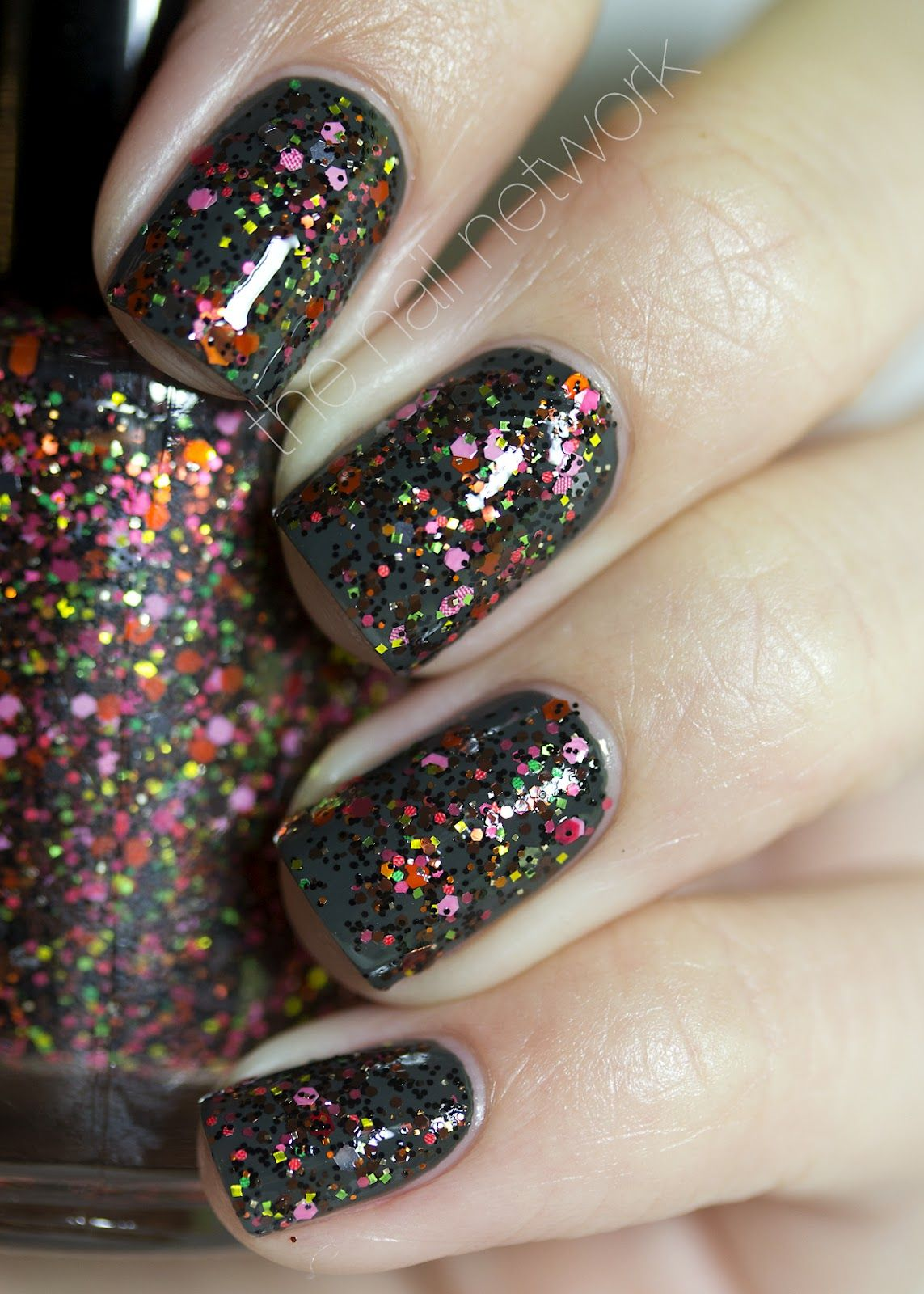 The Nail Network: Naild'It Summer Lovin' Melon & Girls Gone Wild in Camo
