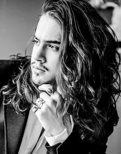 Avan Jogia Long Hair Styles Men Long Hair Styles Avan Jogia
