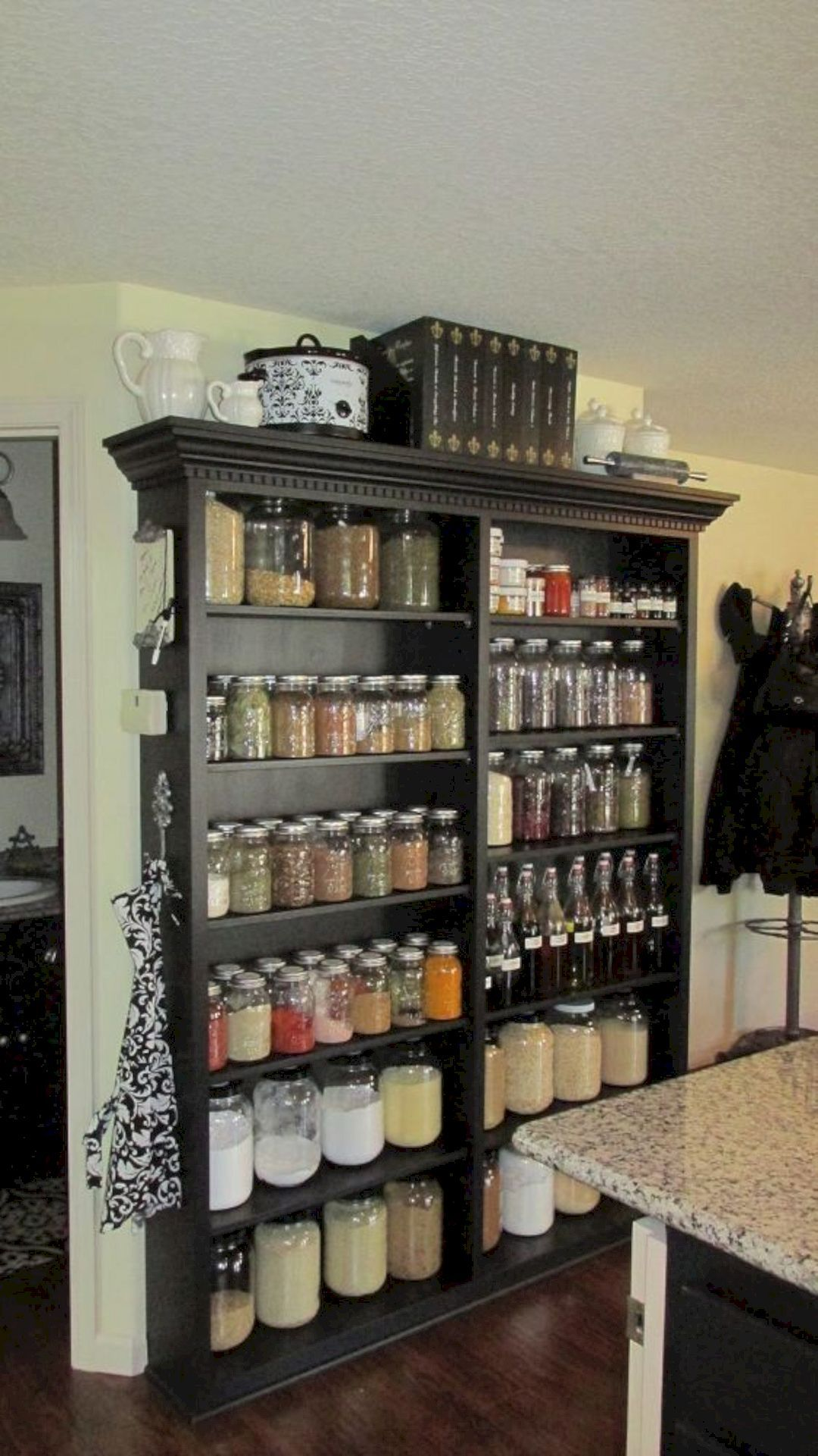 Astonishing Pantry Organization Ideas | Furniture Design Ideas ... on kitchen colors with white cabinets, bedroom ideas product, kitchen layouts with island, kitchen layout ideas product, pantry shelving product, galley kitchen ideas product, kitchen storage ideas,