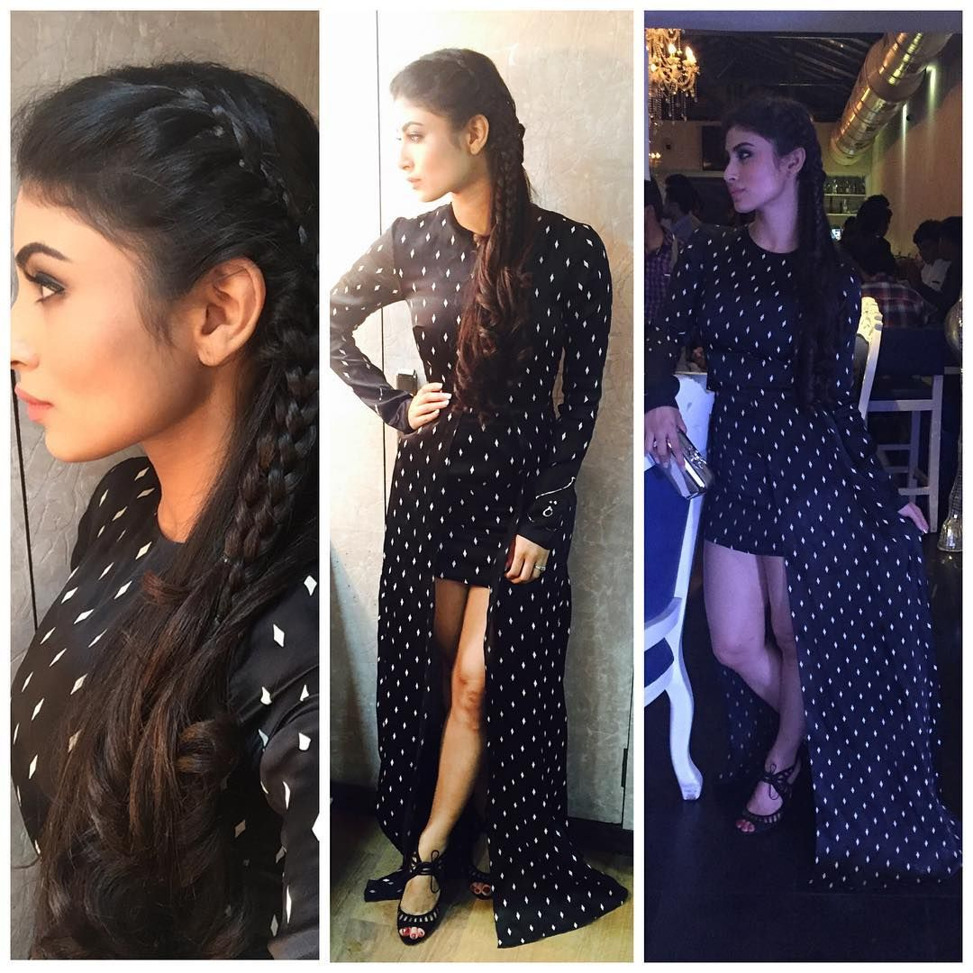 10 Instagram Pics Of Tv Actress Mouni Roy Which Proves That She