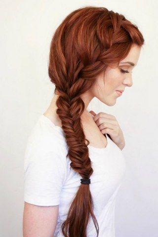 Photo of Von romantisch bis rockig: Tolle Flechtfrisuren für lange Haare