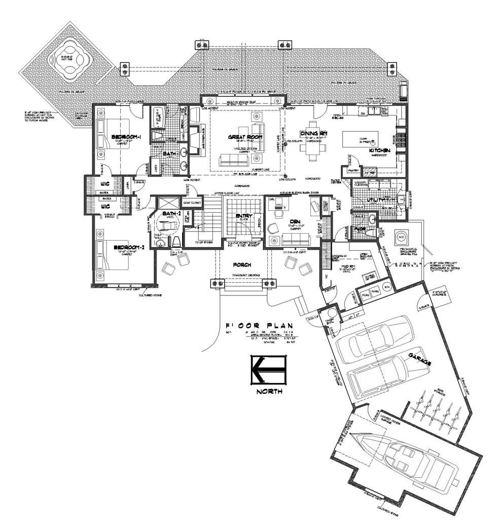 Accessiblehouse Plans Usually Have Wider Door Openings For Gorgeous 5 Bedroom Floor Plan Designs Inspiration