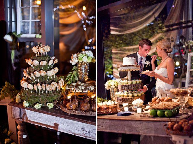 wedding dessert table ideas treats nashville wedding vintage dessert