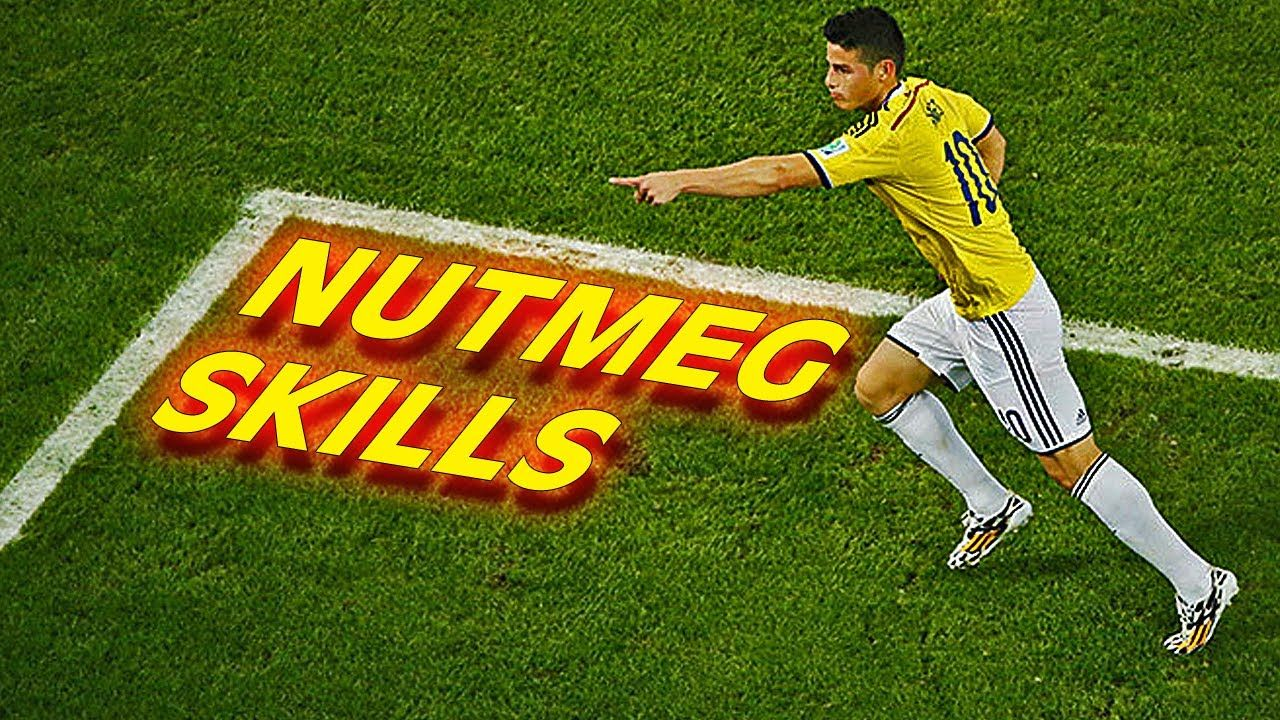 How To Destroy Your Opponent With A Nutmeg Panna Soccer Skill Like Cr7 Soccer Skills Football Coaching Drills Skills