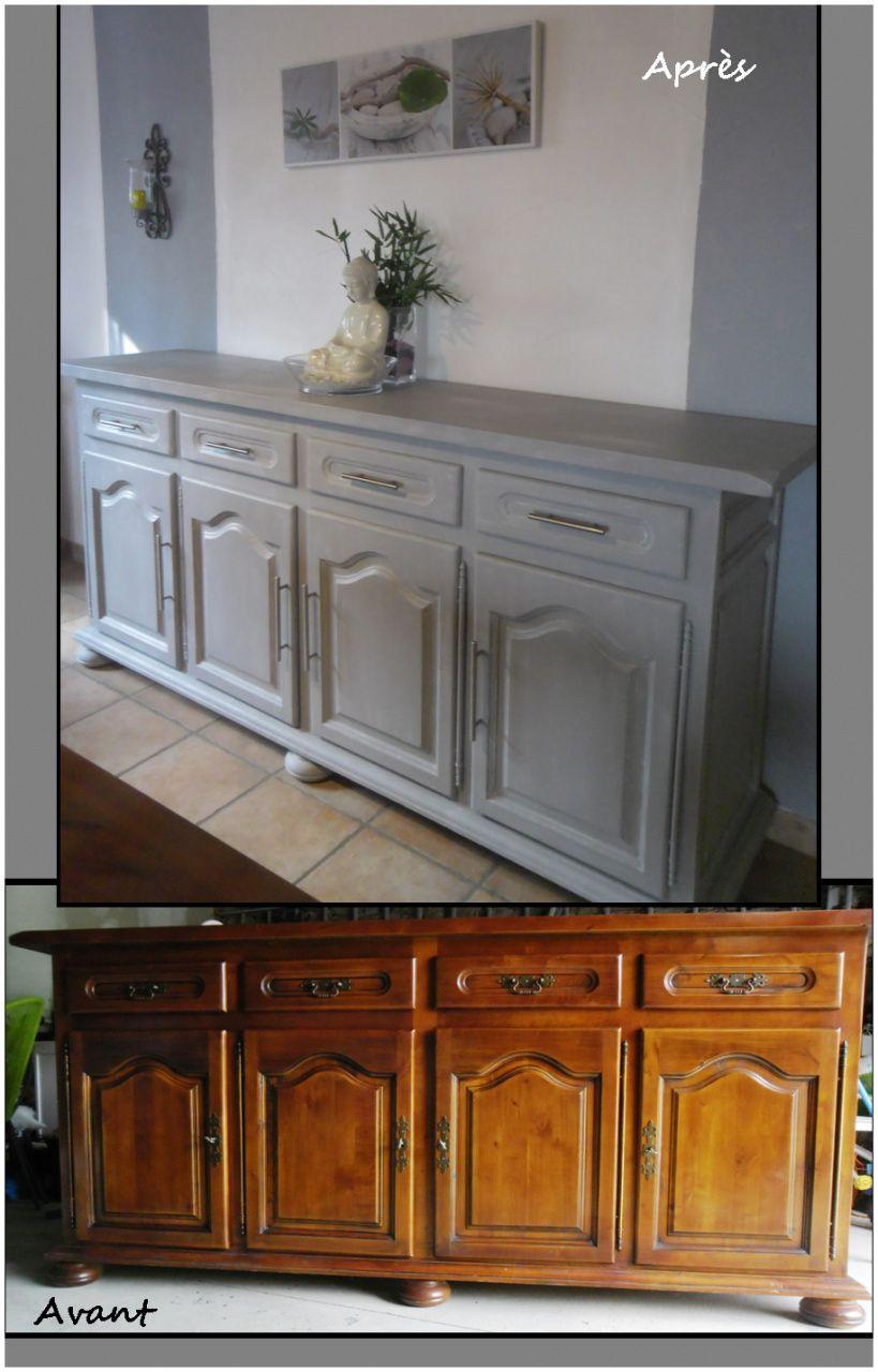 77 relooker meuble ancien en moderne
