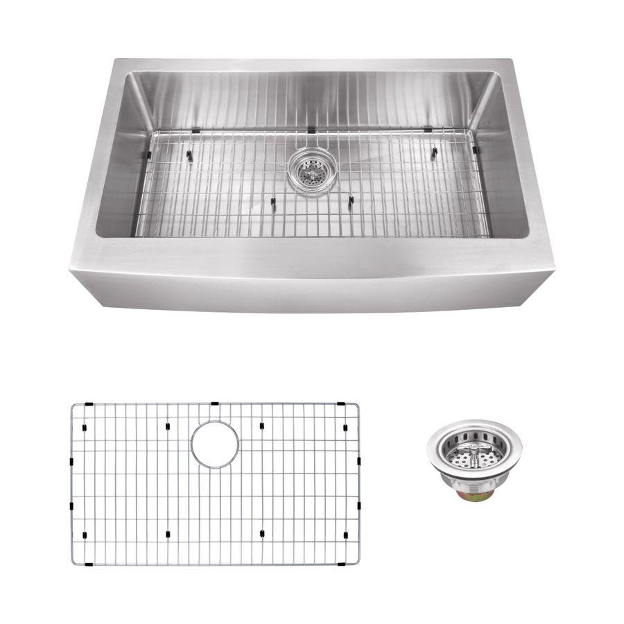 Superior Sinks 2125In X 33In Brushed Satin Singlebasin Stunning Sink Kitchen Inspiration