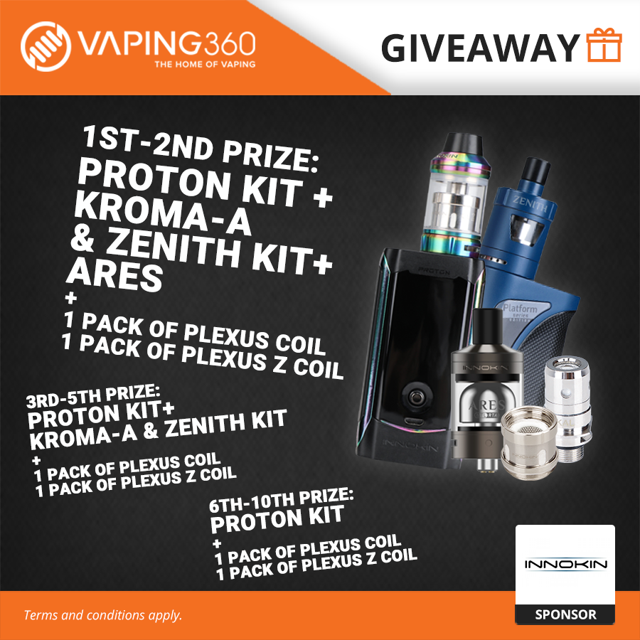 Enter The Proton Kit Kroma A Kit And Ares Tank Giveaway By