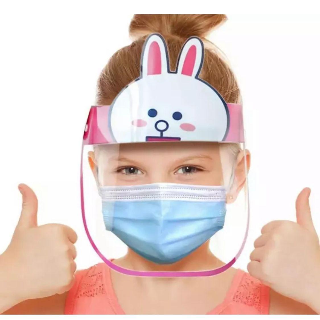 Toddlers Kids Children Full Face AntiSplash AntiFog