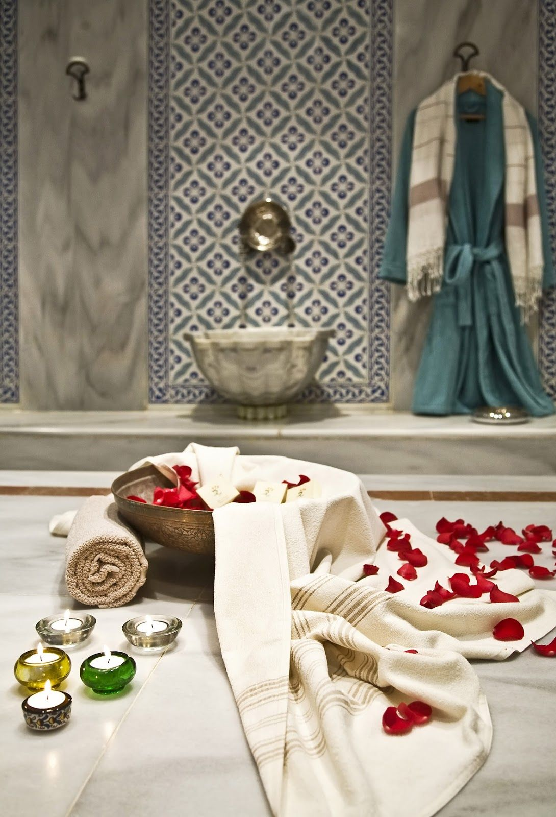 How About An Authentic Turkish Bath Experience? Http