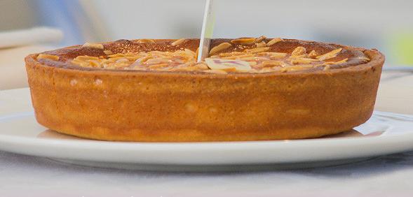 La Ricetta Della Torta Alessandra Di Ernst Knam Da Bake Off Ultime