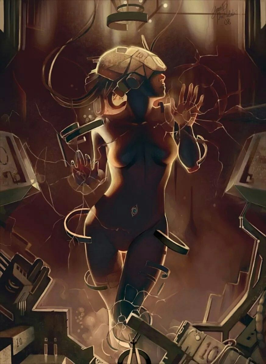 Pin by Cristiano Rosa on Life™ Characters Cyberpunk