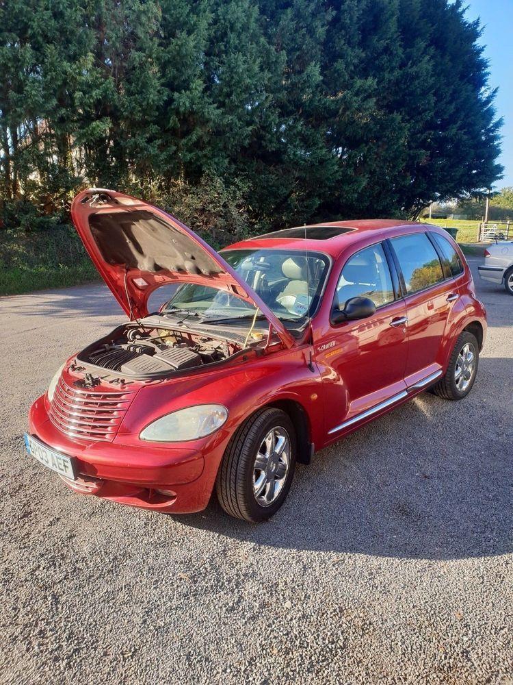 Ebay 2003 Chrysler Pt Cruiser Spares Or Repairs Needs Power