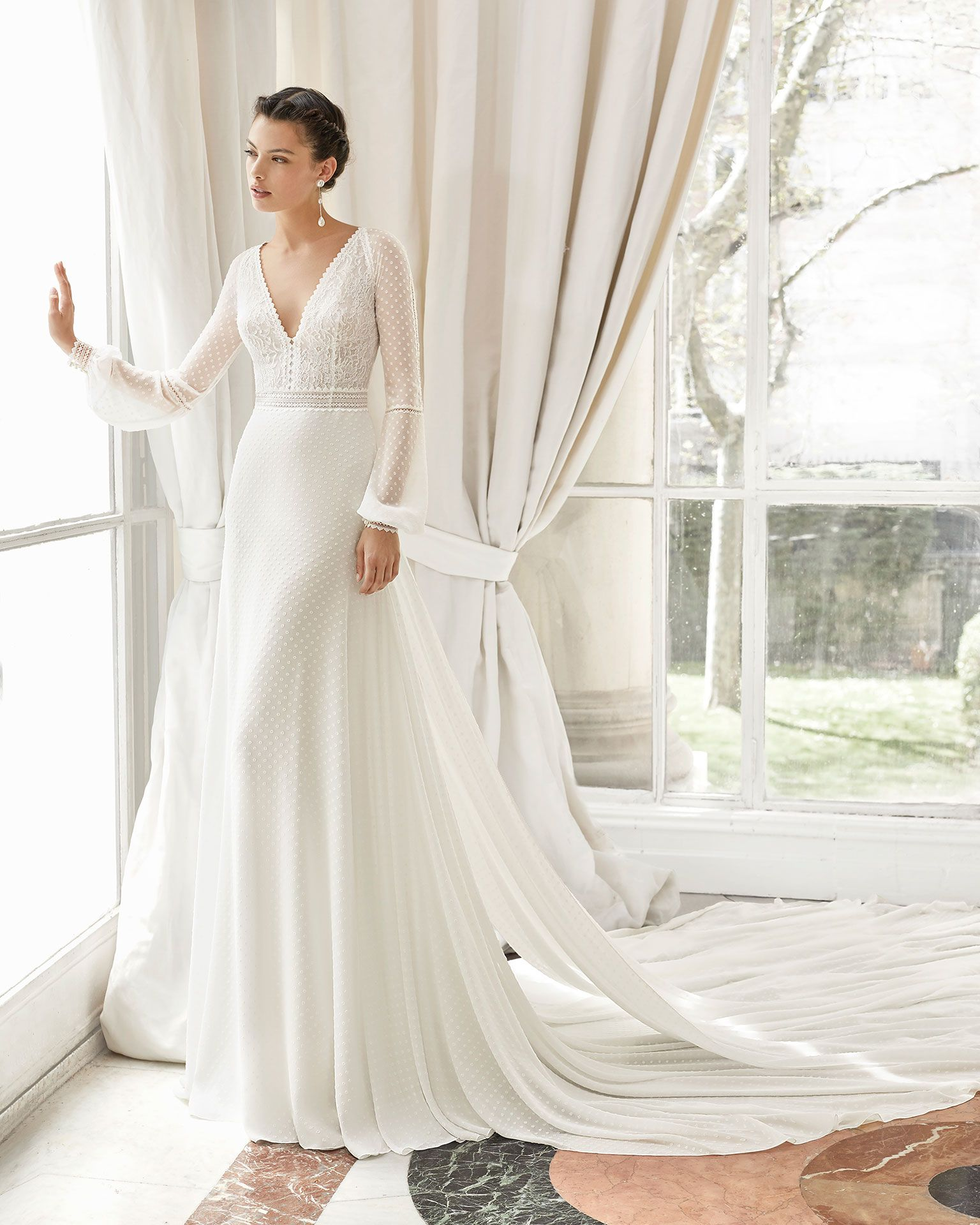 bfddac6aa93 MARZO - Bridal 2019. ROSA CLARA COUTURE Collection in 2019 ...