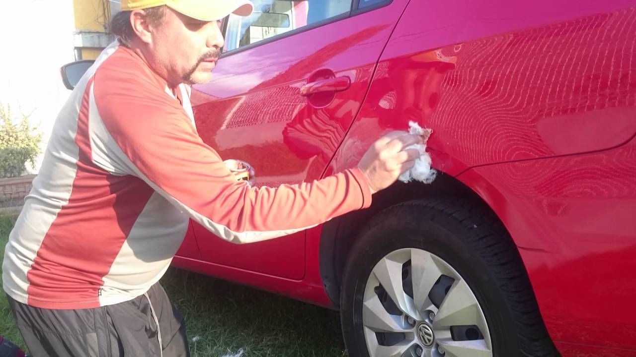 how much to fix deep scratch on car