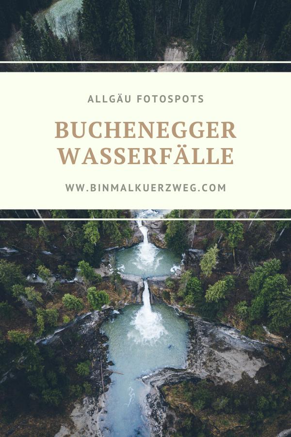 Endlich! Schon so lange wollte ich die Buchenegger Wasserfälle besuchen und endlich habe ich mal die Zeit gefunden. Also kurz die Kamera und Drohne eingepackt und ab in Richtung Allgäu. Soviel vorweg: Ein lohnender Ausflug!  #BucheneggerWasserfall #Allgäu #Fotospots #Outdoor #Bayern #Blog