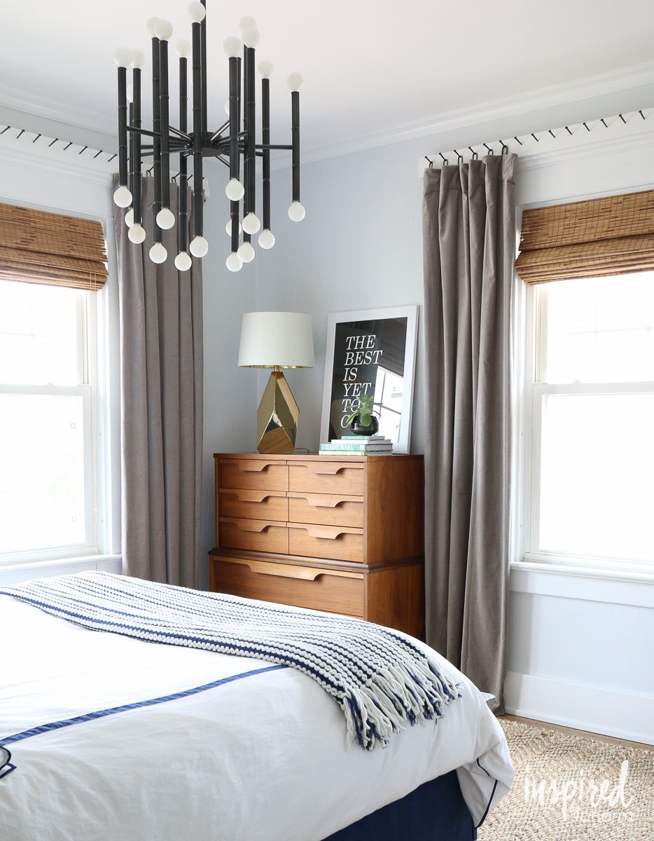 Thrifted Chest of Drawers | Living room decor inspiration ...