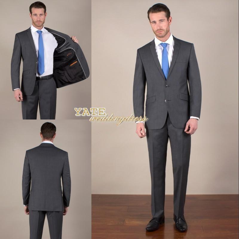 grey tuxedo wedding party - Google Search | Wedding Party ...