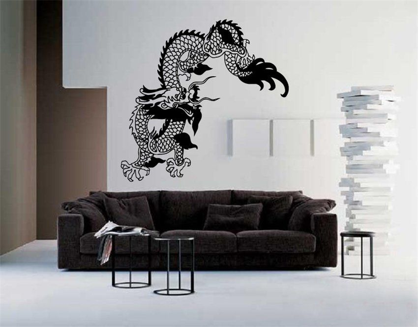 Discover Ideas About Japanese Dragon. Wall Decals ...