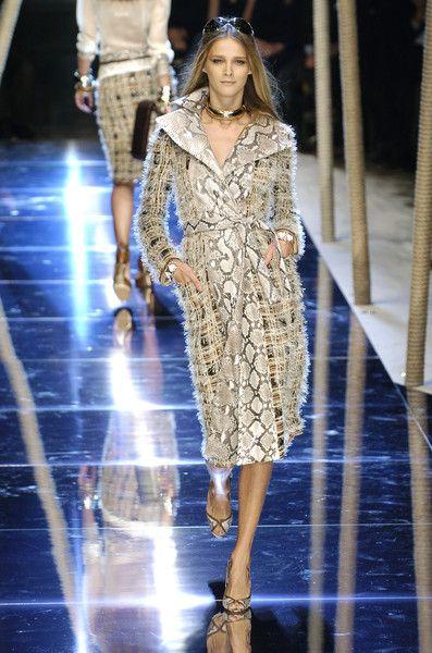 Dolce & Gabbana at Milan Spring 2005