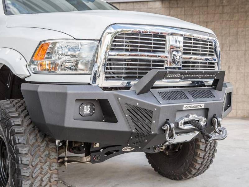 Go Rhino Go Rhino 24128T BR5 Front Bumper Dodge RAM 1500