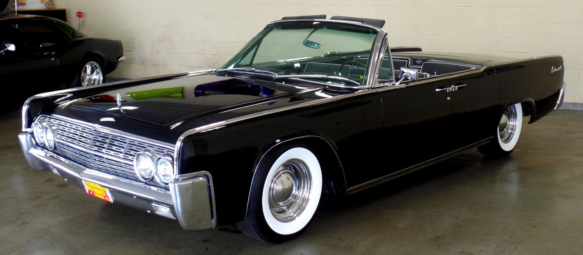 s for Sale | Flemings Ultimate Garage - :: 1962 Lincoln Continental ...