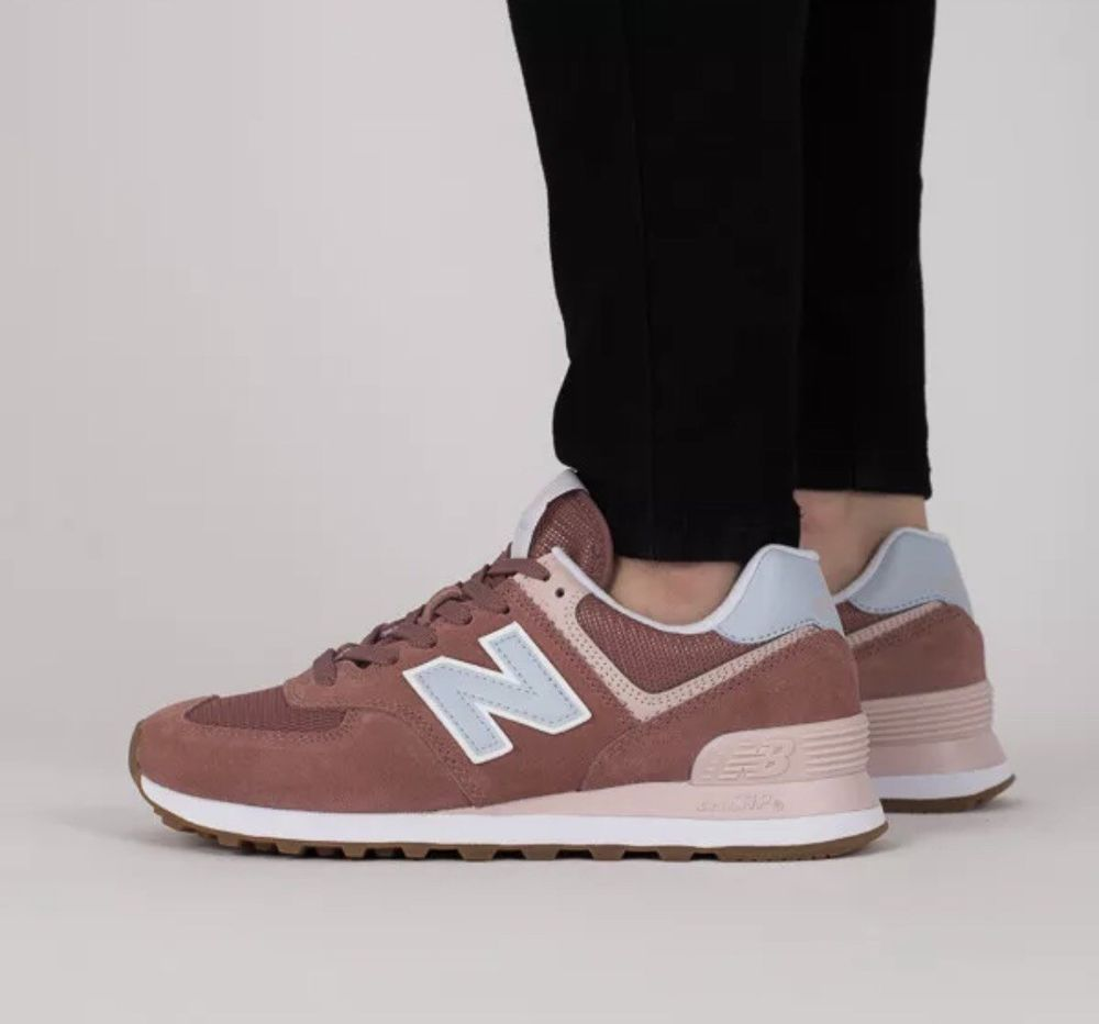 half price another chance best online WOMEN'S SHOES SNEAKERS NEW BALANCE 574 Classics Summer Dusk ...