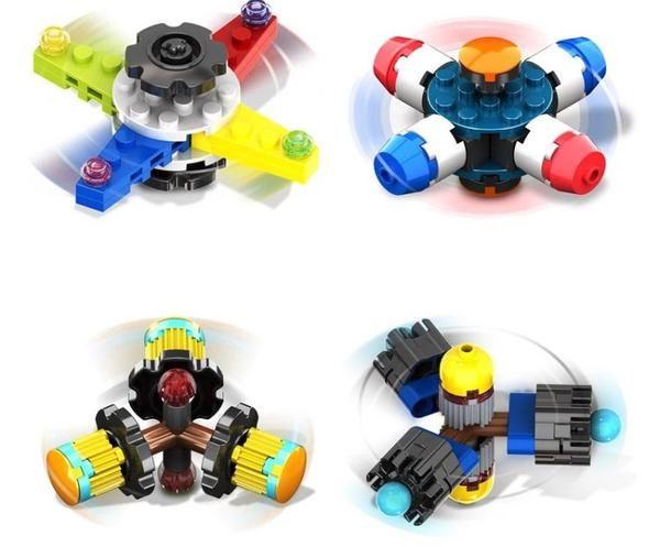 Lego Fid Spinner