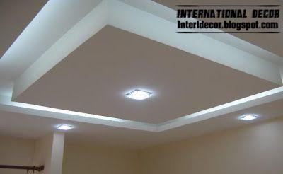 Classic Gypsum Plaster Roof In Spanish Designs Calm Gypsum Roof Designs Roof Design Ceiling Design Spanish Design
