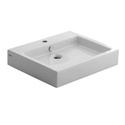 American Standard Studio Vessel Sink in White For the