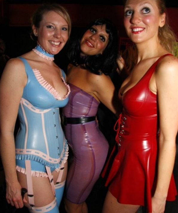 girl latex Amateur in