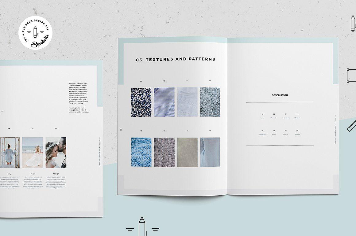 Symbolis Lookbook By Egotype On Creativemarket  Popular Proposal