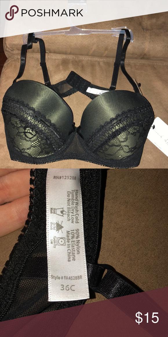 dbf13eca29bd0 NWT bra NWT semi padded French affair bra French Affair Intimates   Sleepwear  Bras