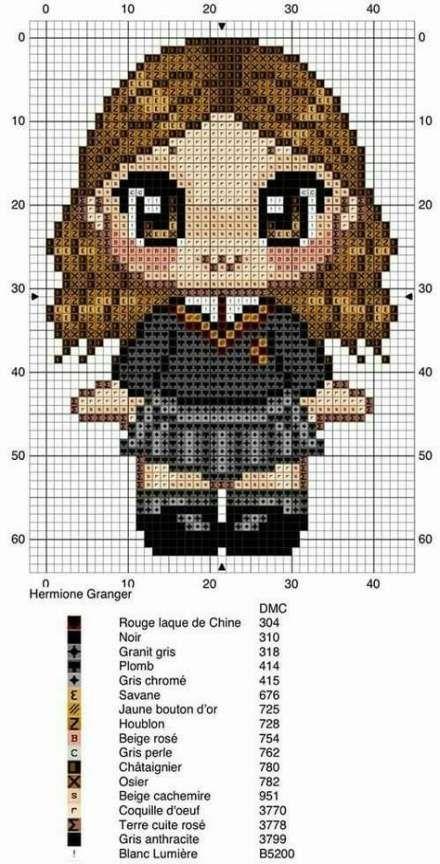 70 Ideas For Knitting Patterns Harry Potter Perler Beads