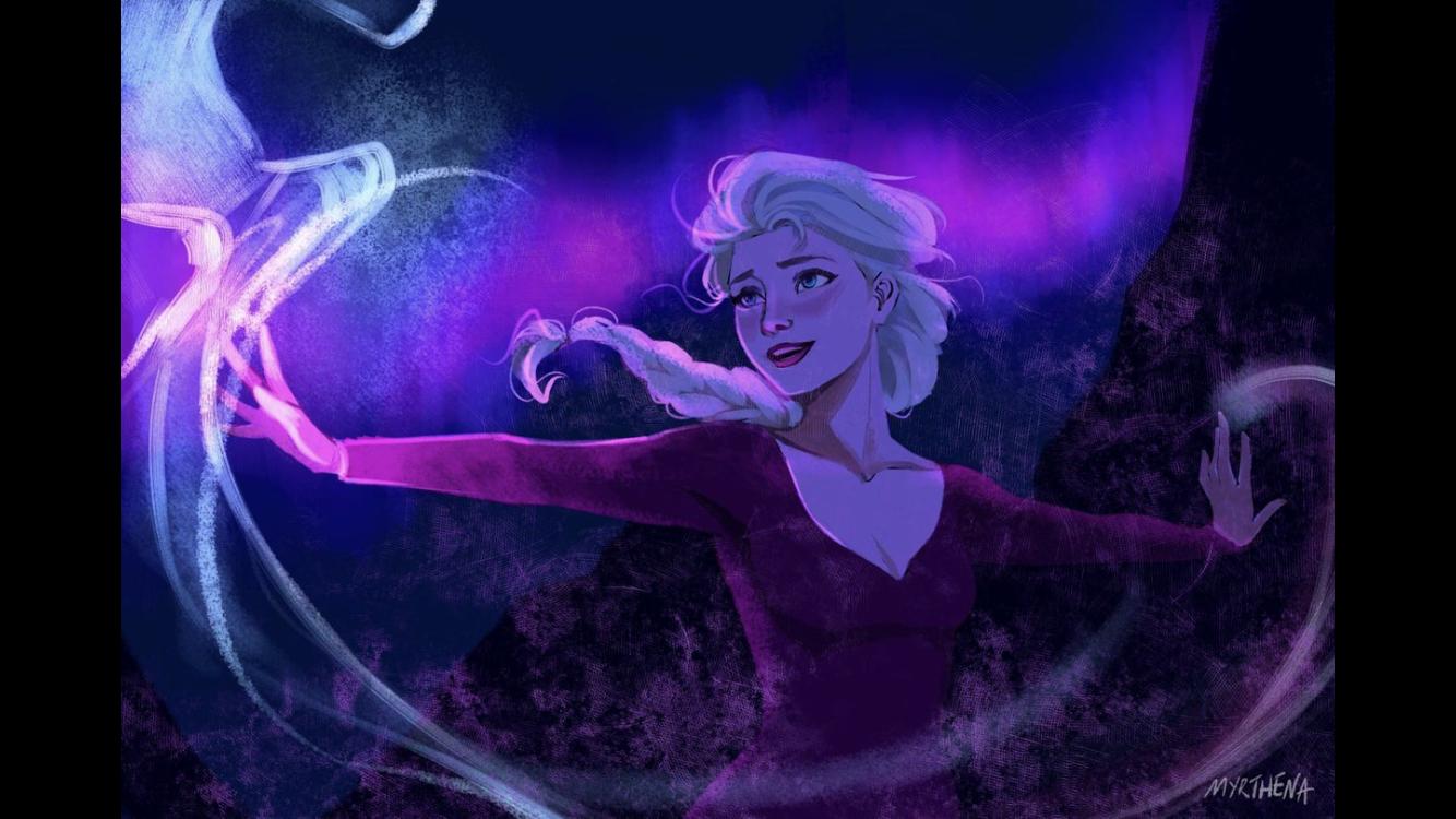 Elsa Frozen 2 Fan Art Disney Frozen Elsa Frozen Art Disney Art