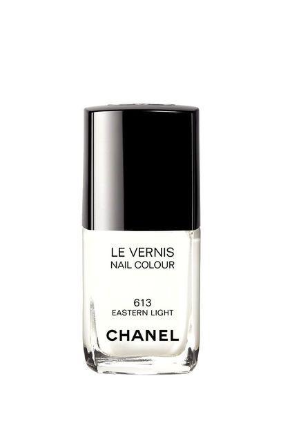 Chanel White Nail Polish 613