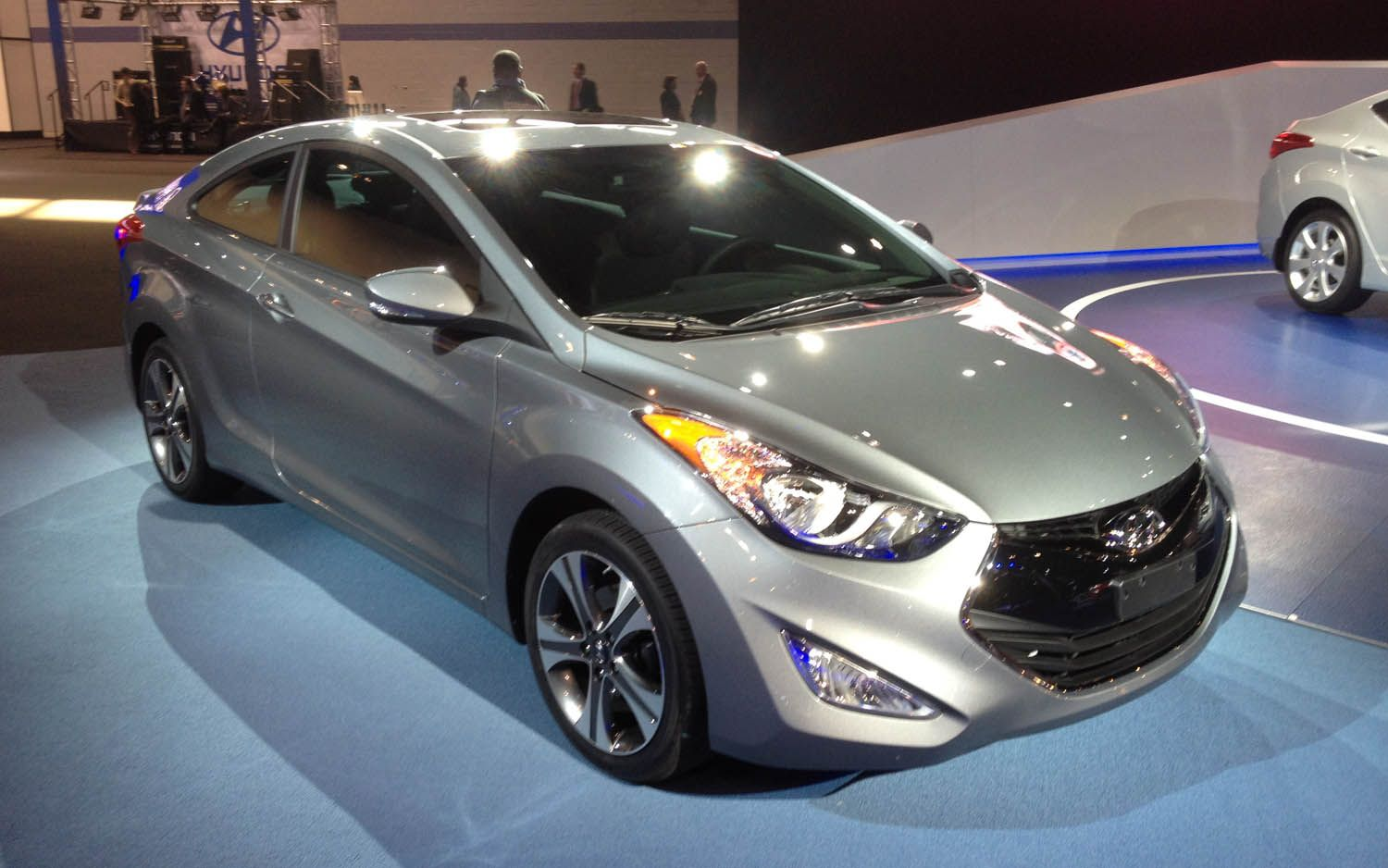 2015 hyundai elantra has great styling and very good at fuel economy with its new interior and exterior design it will be a great car model to choose