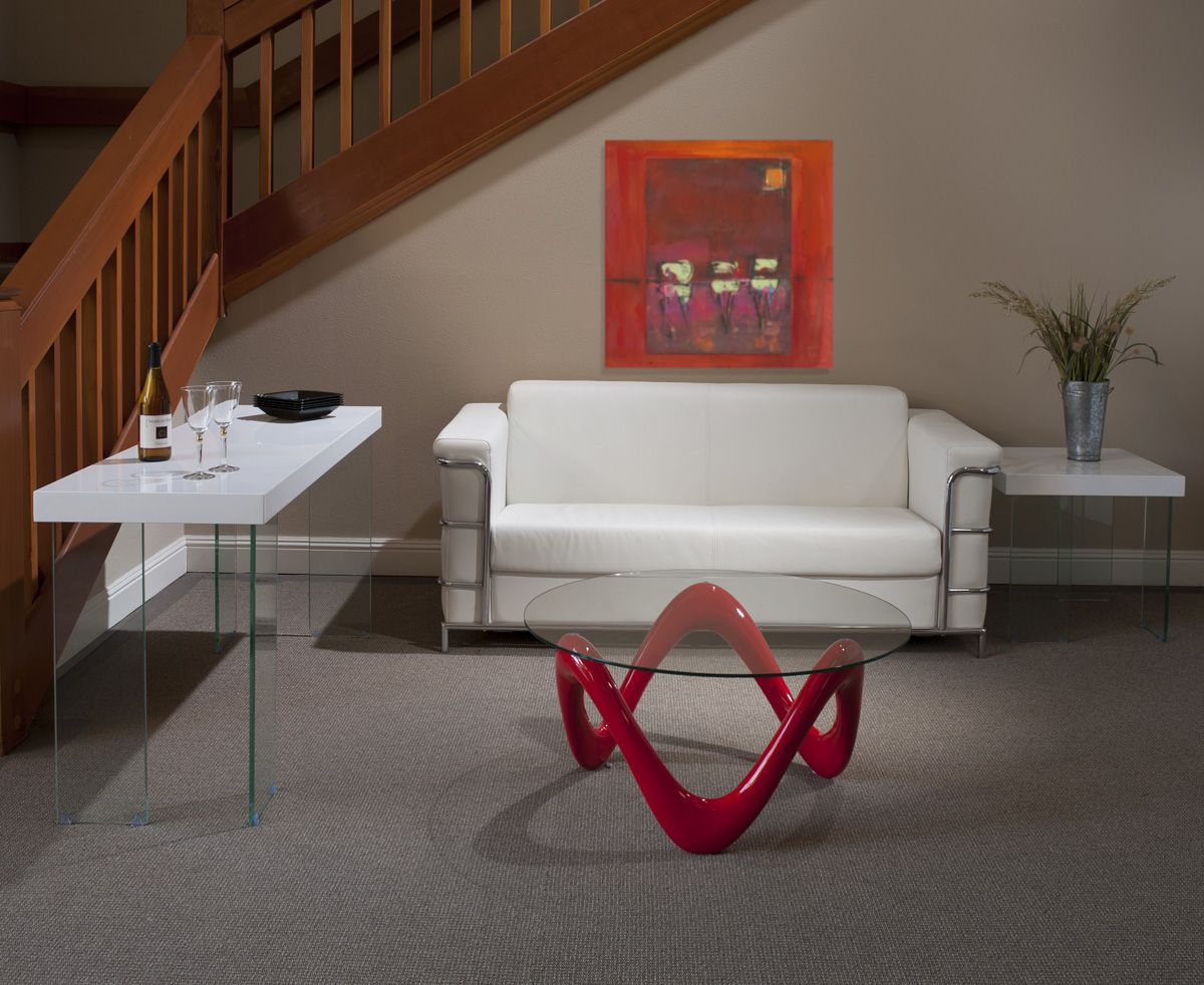Chelsea Coffee Table + Cabrio Console Table + Cabrio Side Table + ...