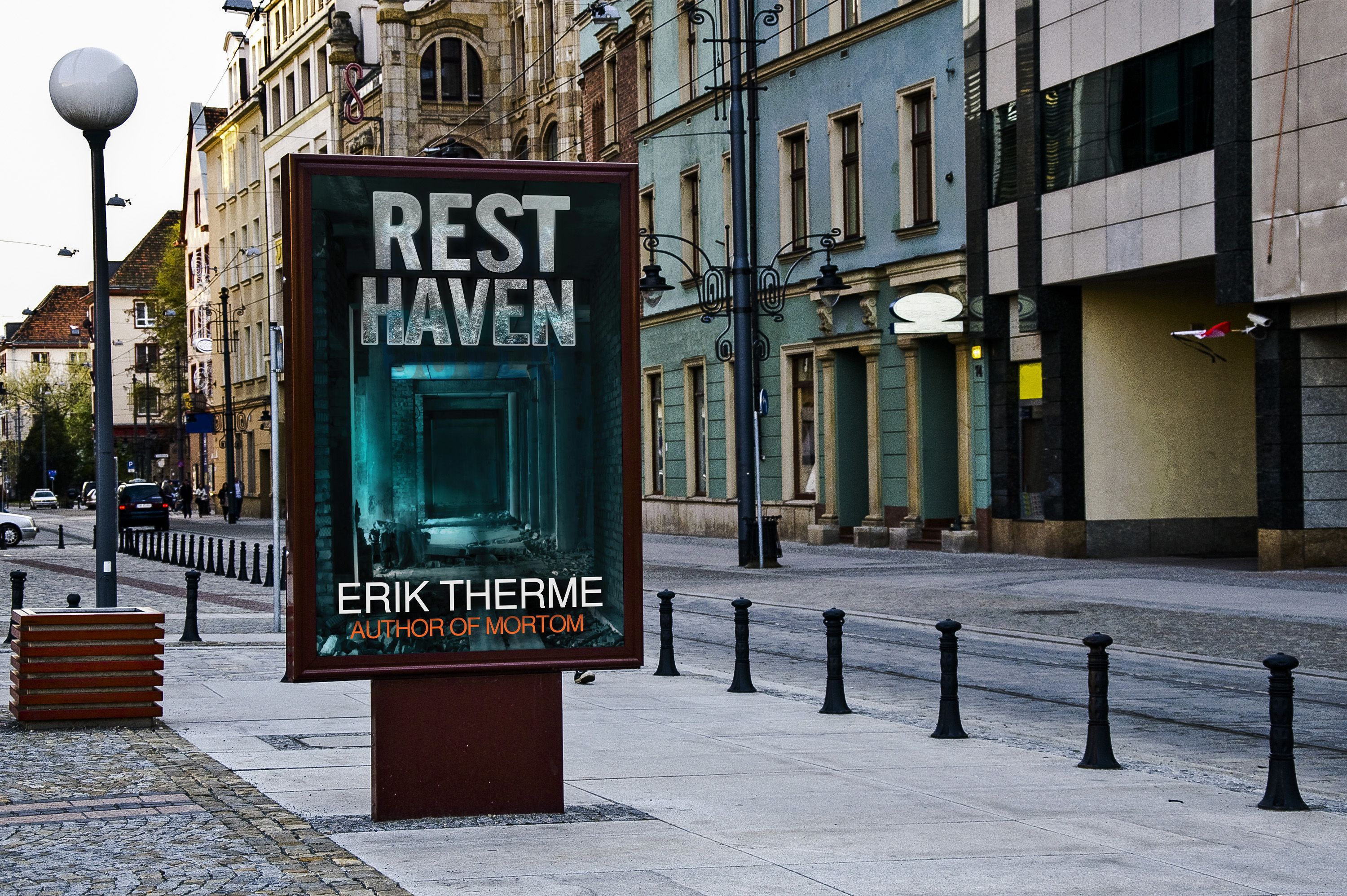 Review Resthaven, by Erik Therme Young adult novels
