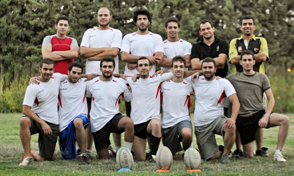 Damascus Rugby Team Plays On Amid Chaos Of Syrian War Rugby Team Rugby Teams