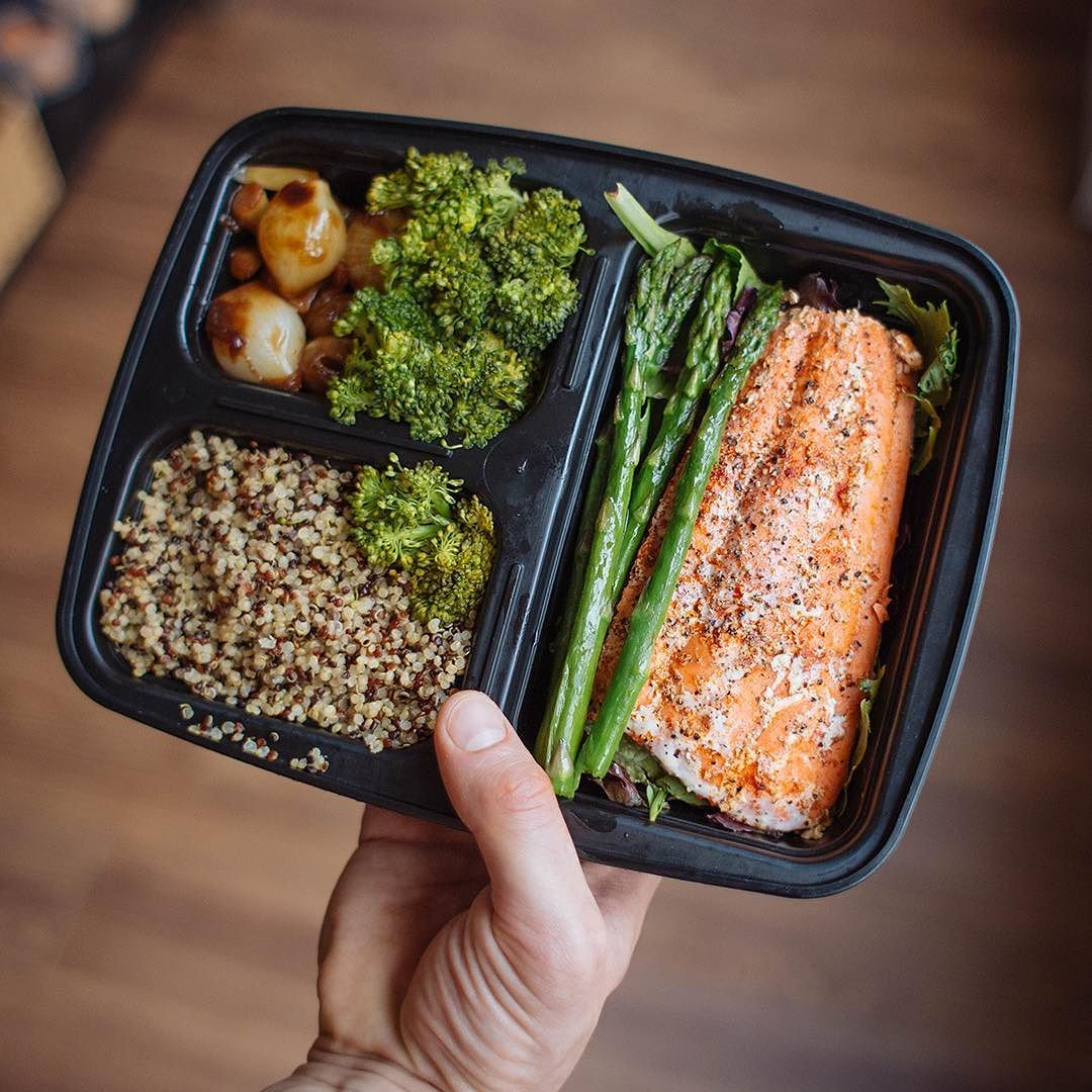 One Of My Favorite Meal Preps Yet Easy To Make Well