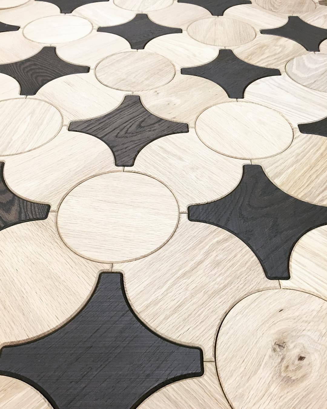 """Louis Vuitton Inspired Wood Floor By"