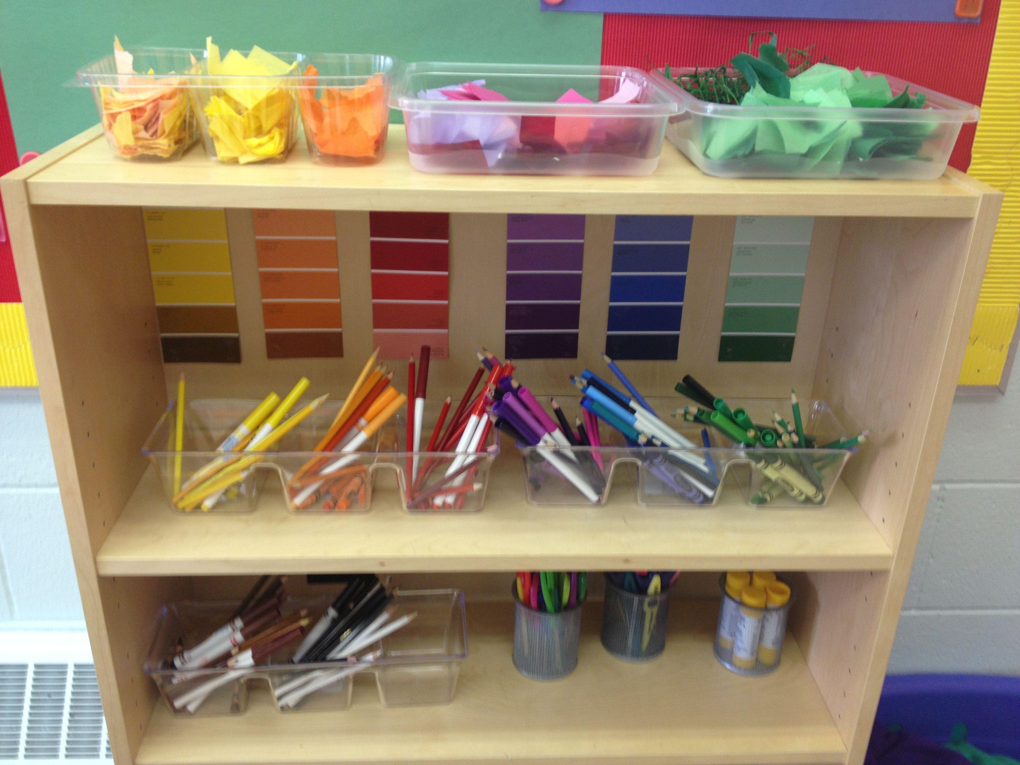 reggio organization kiga kindergarten ideen reggio. Black Bedroom Furniture Sets. Home Design Ideas