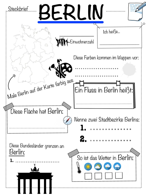 Steckbrief zum bundesland berlin – unterrichtsmaterial in den ...