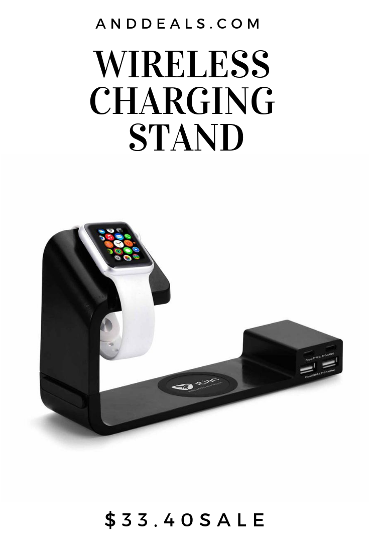 Pin on Wireless Charging Stand