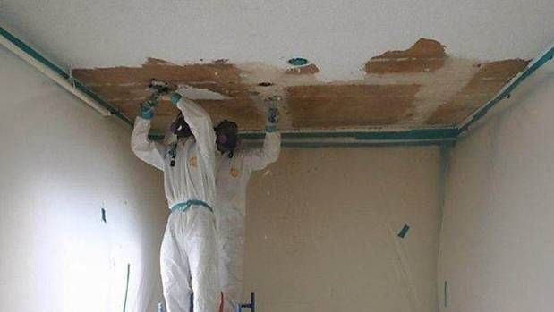 Removing That Old Asbestos Is About To Get A Lot More Expensive Asbestos Removal Popcorn Ceiling Janitorial Services