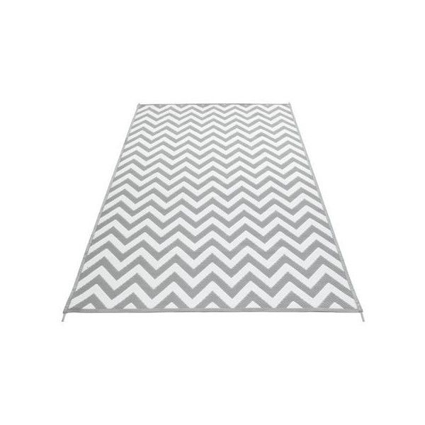 Outdoor Rug Rectangular Chevron Kmart 30 Liked On Polyvore Featuring Home Rugs Chevron Rugs Rectangular Area R Outdoor Rugs Rugs Chevron Area Rugs