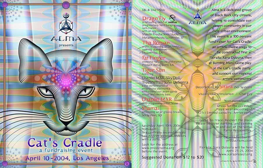 Cat's Cradle.....REK illustrations from the Kurt Vonnegut