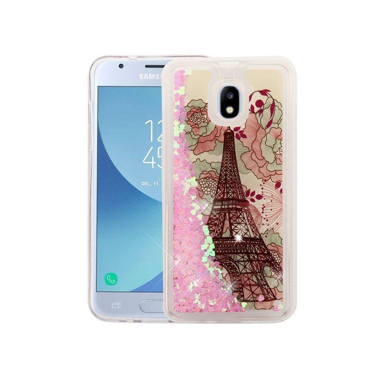 Insten For Samsung Galaxy Express Prime 3 J3 2016 J3 2018 Eiffel Tower Hard Case Cool Bluetooth Speakers Galaxy Express Best Smartphone