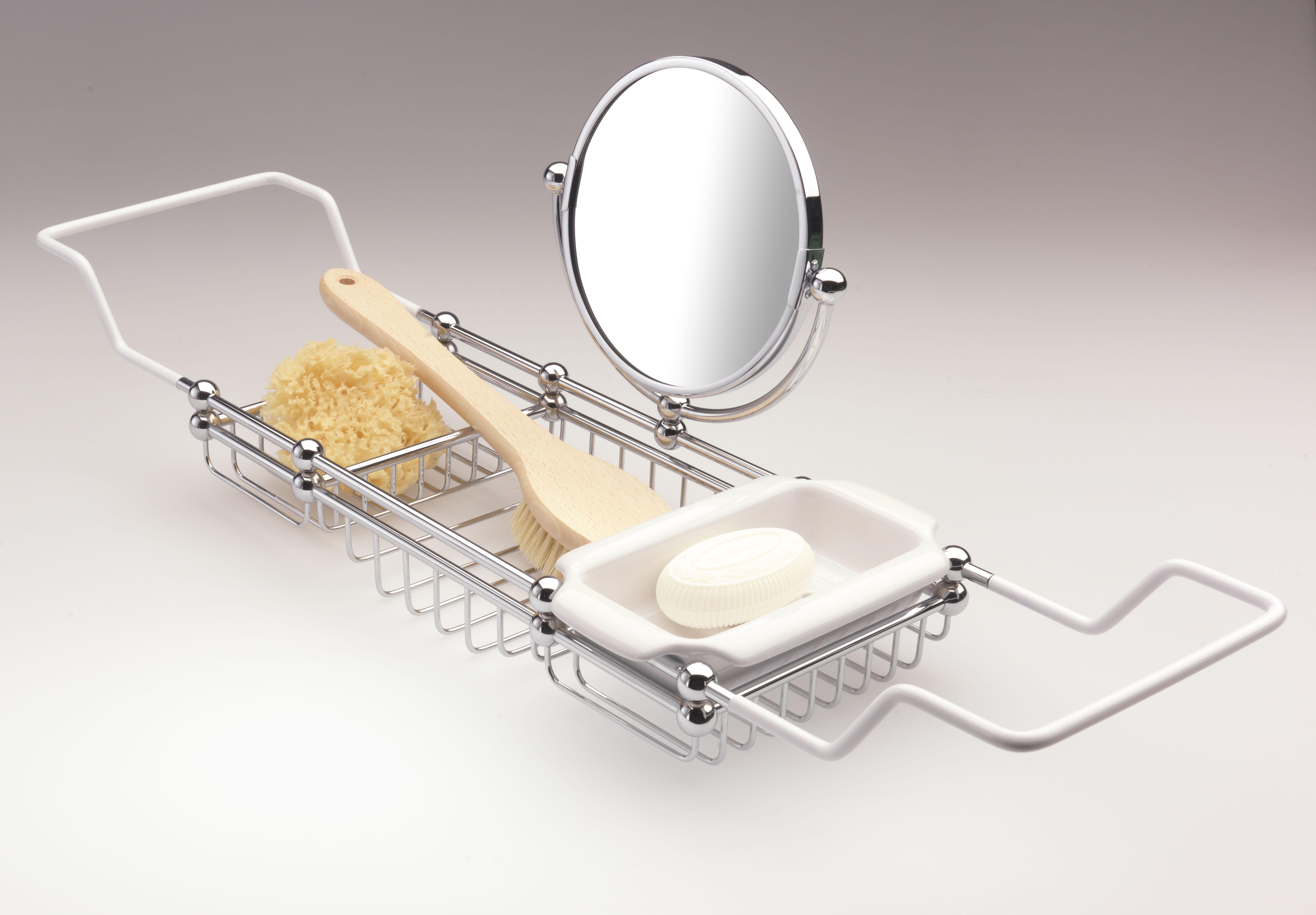 The Sterlingham Company Ltd present their hand made bath rack ...
